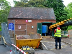 Tettenhall Pool 'on track to reopen in August' as repairs gather pace
