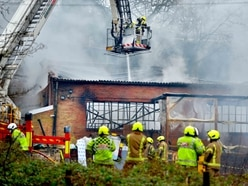 Huge fire which gutted Halesowen plastics firm was accidental
