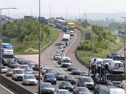 Road transport emissions see continued rise since 1990