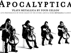 Apocalyptica to play Metallica classics - all on cellos - in Birmingham gig