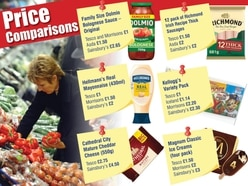 Checkout how the prices of your favourite foods compare at supermarkets