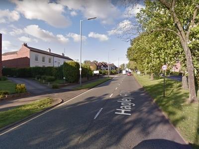 Motorbike rider left with serious injuries after Oldbury crash