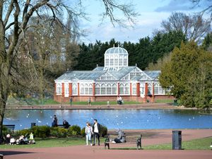 West Park in Wolverhampton
