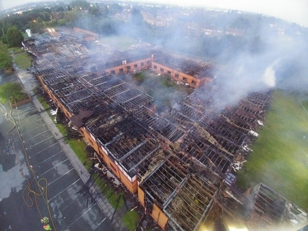 Employees at fire-hit Holiday Inn will work from other hotels