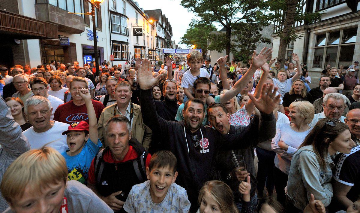 Staffordshire Cycle Festival, Stafford.