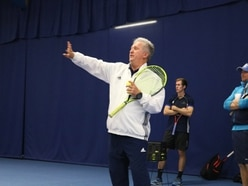 Game, set and match as tennis lovers set to learn from the world's number one doubles coach