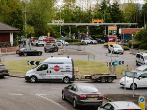 Motorists are being urged to fill up their vehicle as normal and not panic buy