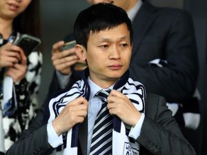 Guochuan Lai the owner of West Bromwich Albion (AMA)