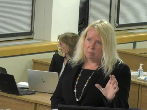 Lead counsel Jenni Richards QC