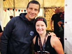 WATCH: Super-mum Katie represents UK in gruelling obstacle course