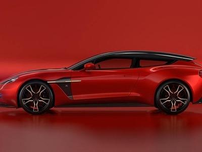 Aston Martin reveals stunning Zagato Shooting Brake