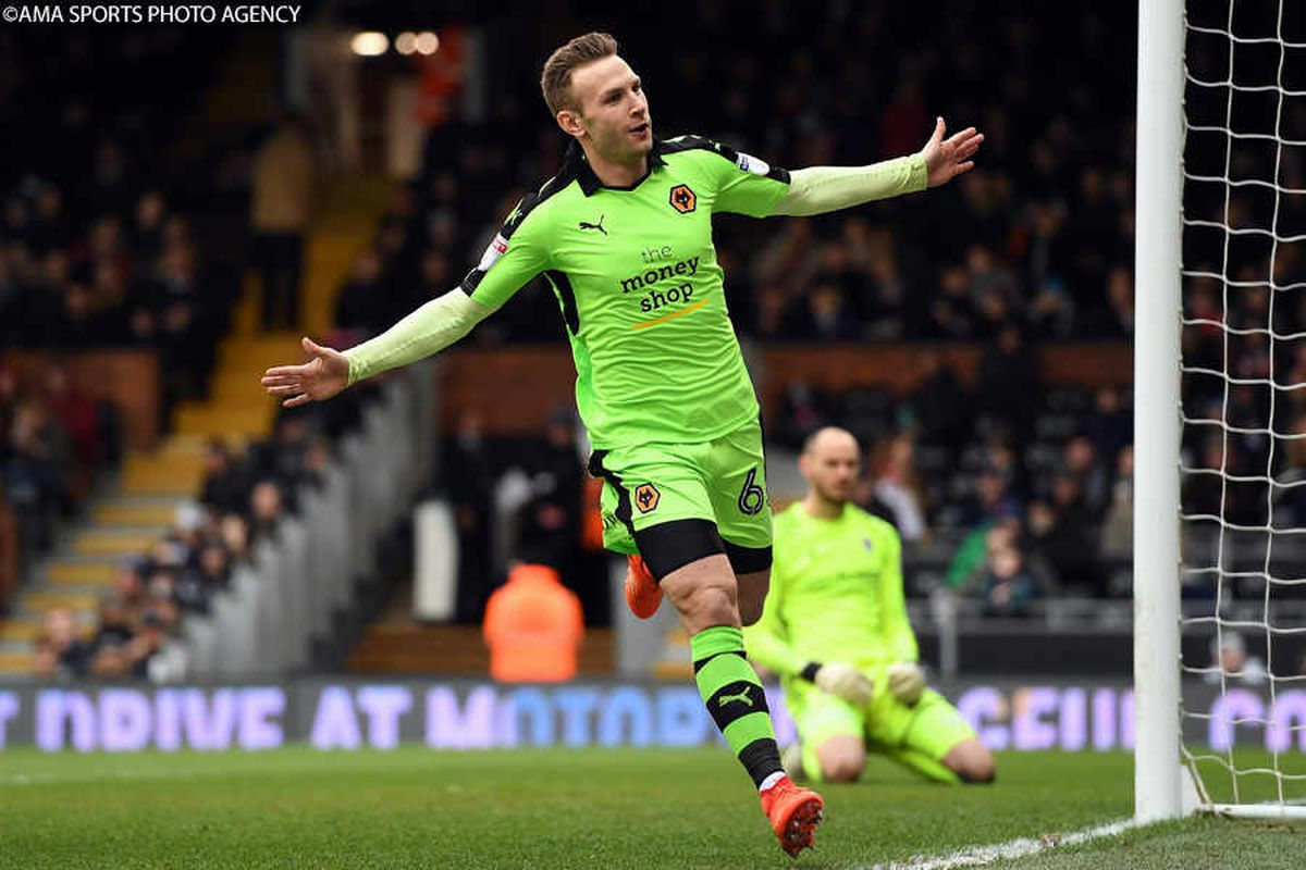 Andreas Weimann has refound his love for football at Wolves says Paul Lambert