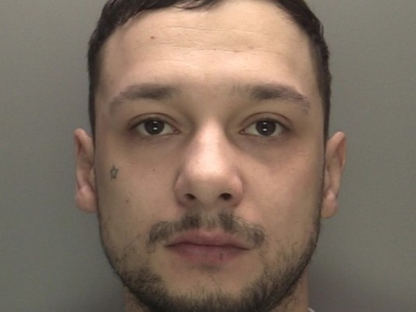 Disqualified drink-driver jailed after car hit pensioner waiting for bus