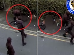 WATCH: 70-year-old woman dragged to ground in violent street robbery