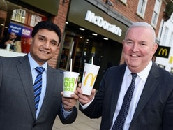McDonald's franchisee snaps up brace of Walsall restaurants