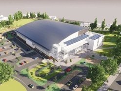 Commonwealth Games Aquatics Centre on time but £13m over budget