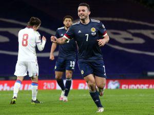 Scotland's John McGinn