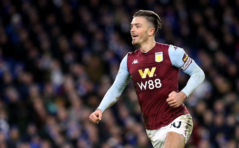 Image result for jack grealish