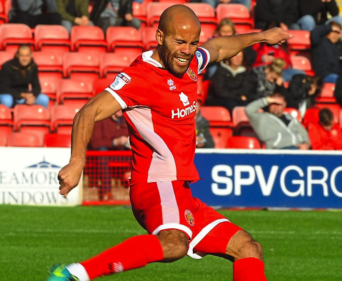 Adam Chambers says Walsall must not panic despite their position in League One