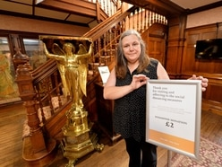 Bantock House reopens to guests