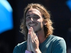 How Stefanos Tsitsipas' grand slam progression compares to the current greats