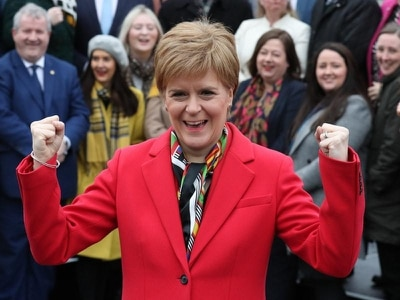 Nicola Sturgeon warns PM refusing indyref2 will 'not be the end of the matter'