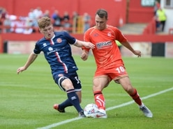 Walsall duo catch the eye of Darrell Clarke