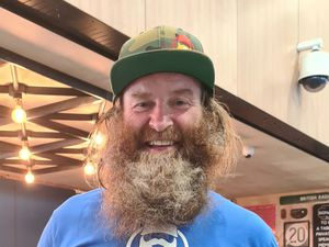 Henry Ainsley aka The Bearded Runner will be running 32 marathons in 32 days from John O'Groats to Lands End for Jet Singh Trust