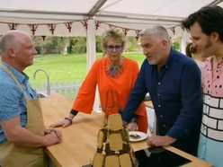 Black Country Terry survives first week of Bake Off