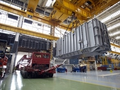 GE to shed 500 jobs and close factory in Stafford
