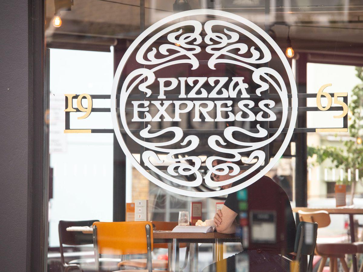 Pizza Express restaurant closures