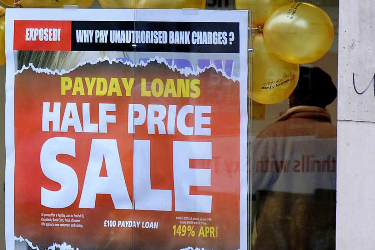Libraries block access to payday loan websites