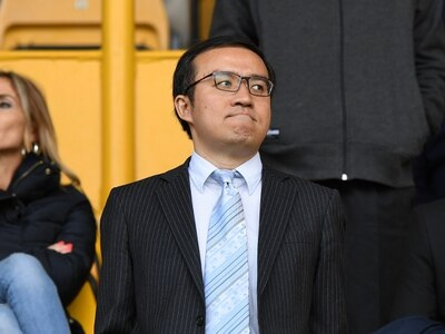 Wolves chairman Jeff Shi on Jorge Mendes criticism: 'I know every rule in the FA book'