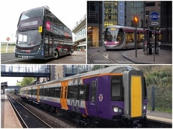 Bus, Midland Metro and rail services this Christmas and New Year: Find out timetables across the West Midlands