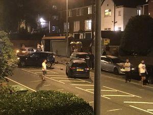 The scene of the incident. Photo: Haden Cross Inn