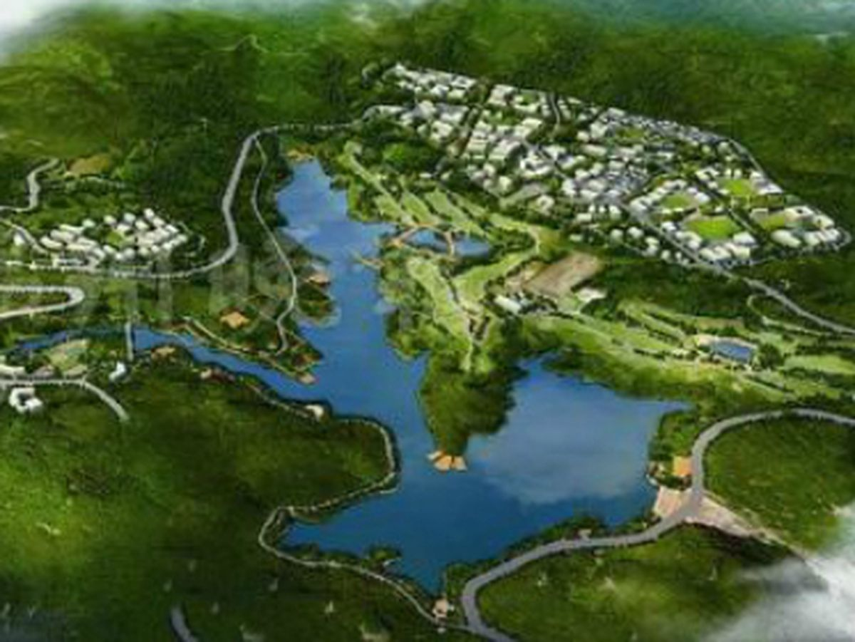 'West Bromwich Albion Sports Towns' being built in China