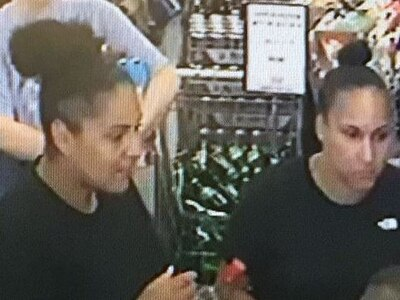 Search for pair after Wolverhampton shop theft