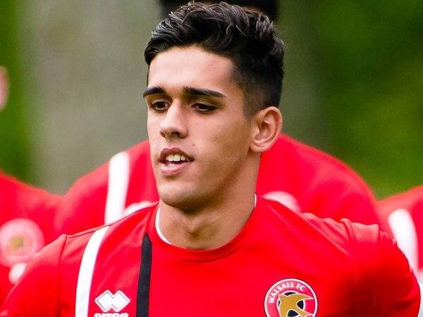 Walsall's Jordon Sangha joins Hednesford on loan
