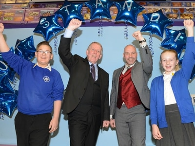 New Invention Junior School boasts outstanding Ofsted report