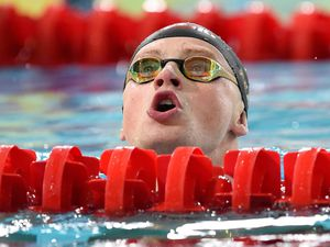 Adam Peaty set a new world-leading time in the men's 100m butterfly