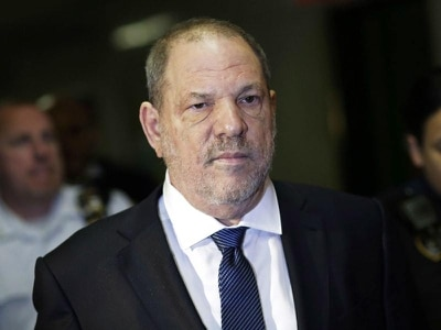 Actress Paz de la Huerta sues Harvey Weinstein