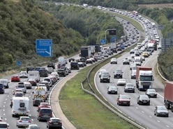 'Travel after 9pm' to avoid bank holiday traffic misery