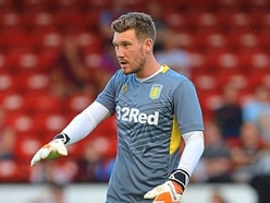 Jed Steer making the most of his big chance at Aston Villa