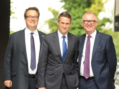 Gavin Williamson: Dudley university centre can transform region