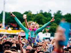 V Festival day one: Thousands party at Weston Park - with PICTURES