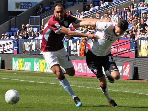 Ahmed Elmohamady demanding no let-up as Aston Villa continue to hunt play-off spot