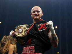 George Groves to appear in Cannock next month