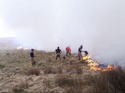 Park bosses in appeal to combat countryside fires