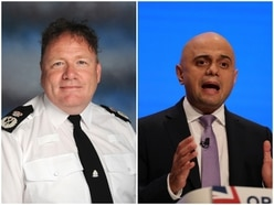 Staffordshire police chief slams Home Secretary as tension grow further