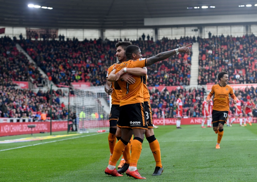 Carl Ikeme's Wolves seal Championship title